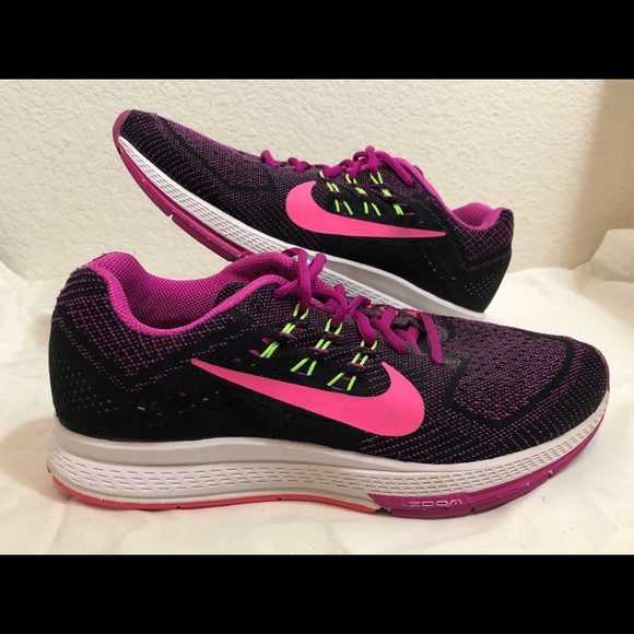 huge discount 4d9e8 a8136 Nike Zoom Structure 18 Women's Shoes